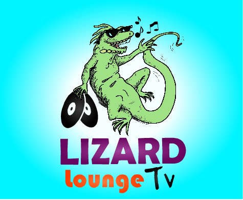 Bài tham dự cuộc thi #49 cho Logo design for live event streaming website: Lizard Lounge Tv