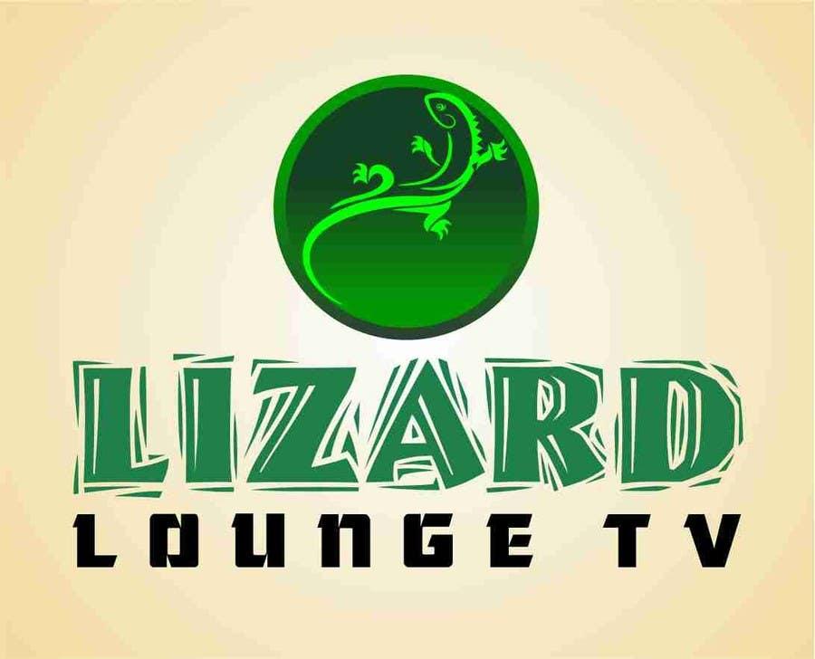 Bài tham dự cuộc thi #25 cho Logo design for live event streaming website: Lizard Lounge Tv