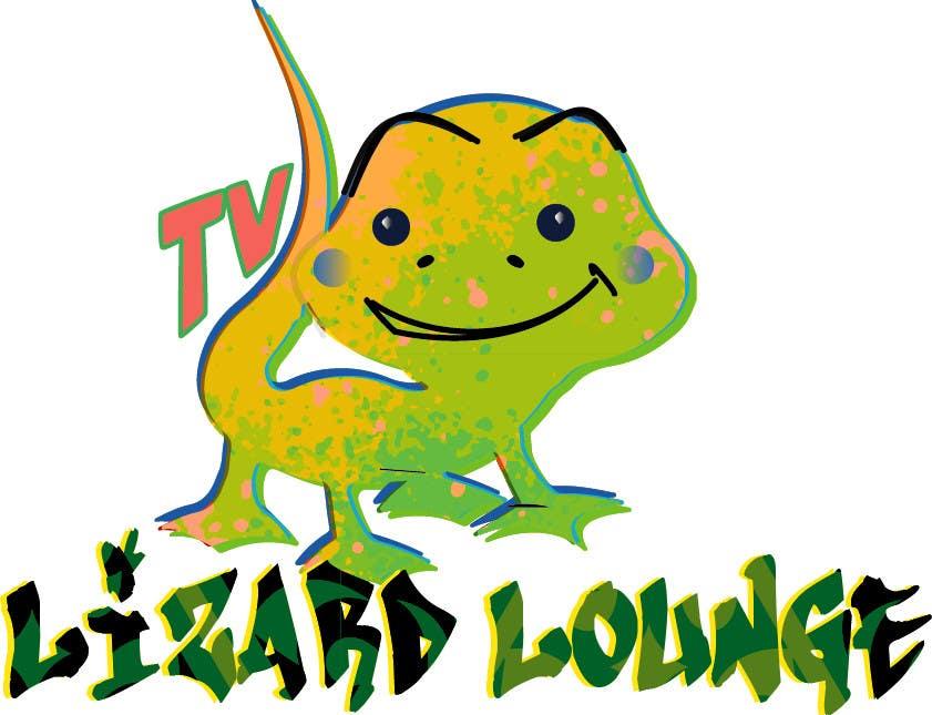 Bài tham dự cuộc thi #22 cho Logo design for live event streaming website: Lizard Lounge Tv