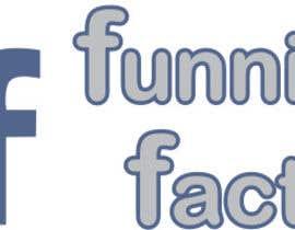 Nro 6 kilpailuun Design a Logo - Funniest Facts site Easy Job käyttäjältä murtazaraj52