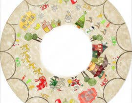 #37 cho Christmas Effect Wheels bởi sudesignstudio