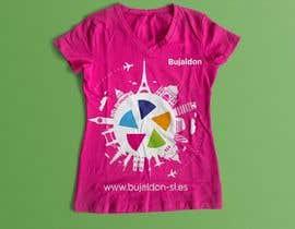 Nro 20 kilpailuun Diseño Imagen Camiseta - Shirt Design Image käyttäjältä winkeltriple