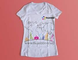 Nro 21 kilpailuun Diseño Imagen Camiseta - Shirt Design Image käyttäjältä winkeltriple