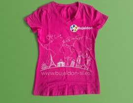 Nro 22 kilpailuun Diseño Imagen Camiseta - Shirt Design Image käyttäjältä winkeltriple