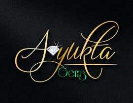 Nro 42 kilpailuun Logo for jewellery brand  Avyukta Gems käyttäjältä ashokpatel3988