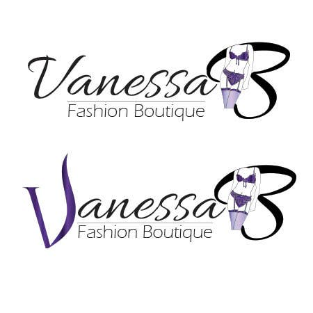 #41 for Design a Logo for Fashion / Lingerie by anacristina76