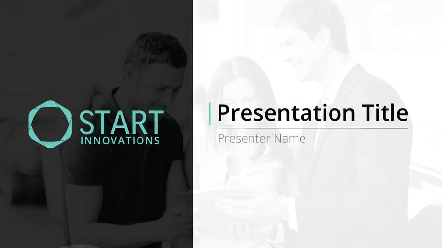 Kilpailutyö #24 kilpailussa Design a Powerpoint template
