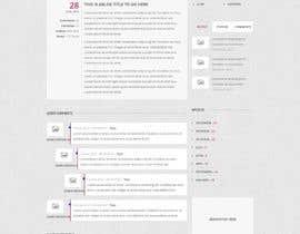 nº 28 pour Design a Website Mockup for ecommerce site par avi77