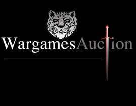 #31 cho Design a Logo for WargamesAuction.com bởi dipakart