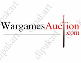 #38 for Design a Logo for WargamesAuction.com by dipakart