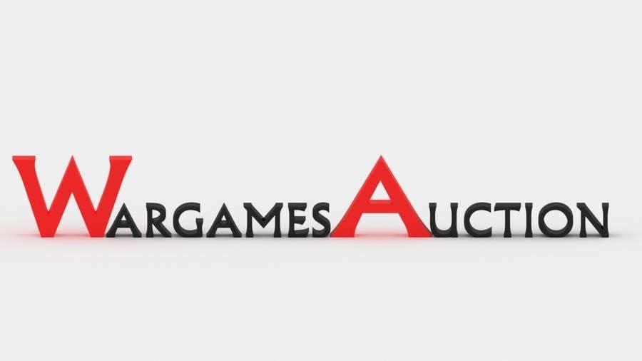Konkurrenceindlæg #23 for Design a Logo for WargamesAuction.com