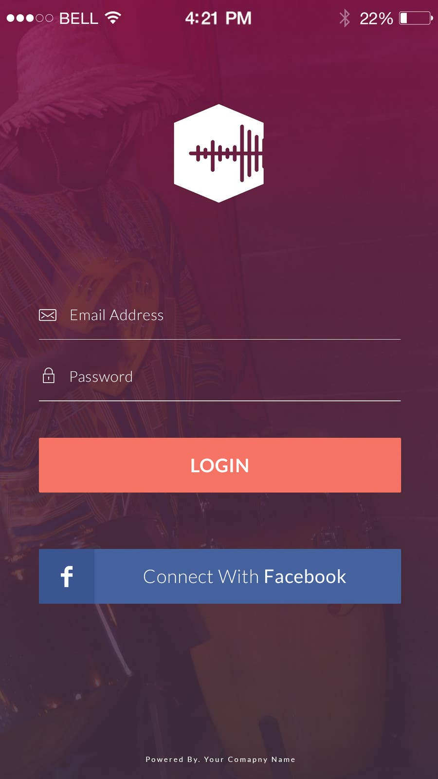 Entry #12 by lahoretouch for Design Mobile App Splash and