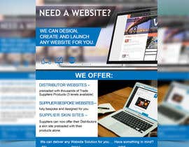 #21 for Need a Website Email Flyer design request by mdmirazbd2015