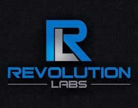 Nro 37 kilpailuun Revolution Labs Logo käyttäjältä shahadatmizi