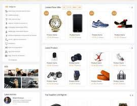 Nro 5 kilpailuun Re-Design a Website käyttäjältä zaxsol