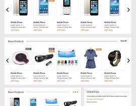 Nro 9 kilpailuun Re-Design a Website käyttäjältä webstudioo