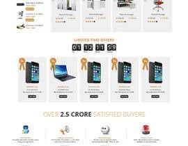 Nro 12 kilpailuun Re-Design a Website käyttäjältä Makkina
