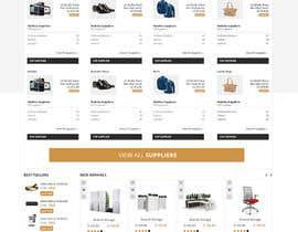 Nro 15 kilpailuun Re-Design a Website käyttäjältä Makkina