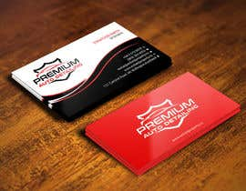 Nro 12 kilpailuun Design a business card käyttäjältä Kamrunnaher20