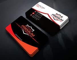 Nro 9 kilpailuun Design a business card käyttäjältä robiul20
