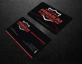 Nro 39 kilpailuun Design a business card käyttäjältä designjack