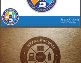 #70 for Design a Logo for SKIT (Syeda Khadeja Institute Of Technology ) by jamshaidrazaCG