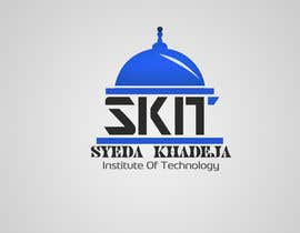 nº 28 pour Design a Logo for SKIT (Syeda Khadeja Institute Of Technology ) par mohamedabbass