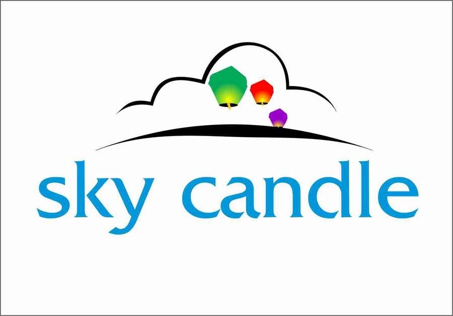 Inscrição nº 176 do Concurso para Logo Design for Skycandle