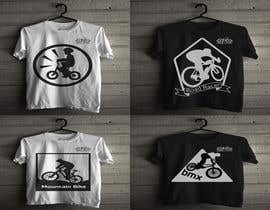 #4 para Design a T-Shirt for Bikeyed.com por rahmatfajri92
