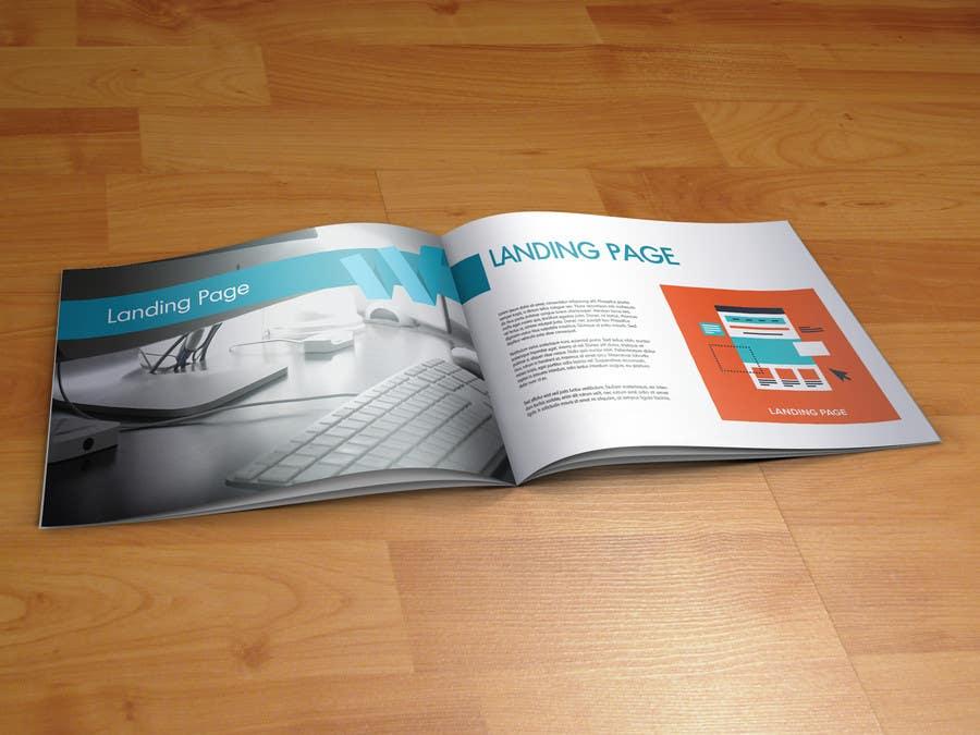 Konkurrenceindlæg #2 for Design a Brochure