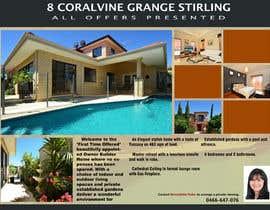 Nro 22 kilpailuun Design a Real Estate Advertisement käyttäjältä rrathore007