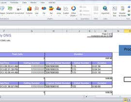 #1 untuk Excell sheet that will take grouped data and ungroup it and organize it oleh mailsmaity