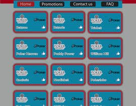 #12 cho Home Page for a poker deals website bởi mishok123