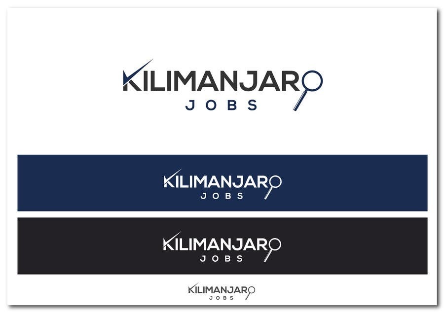 #38 for Design a Logo for www.kilimanjarojobs.com by stoske