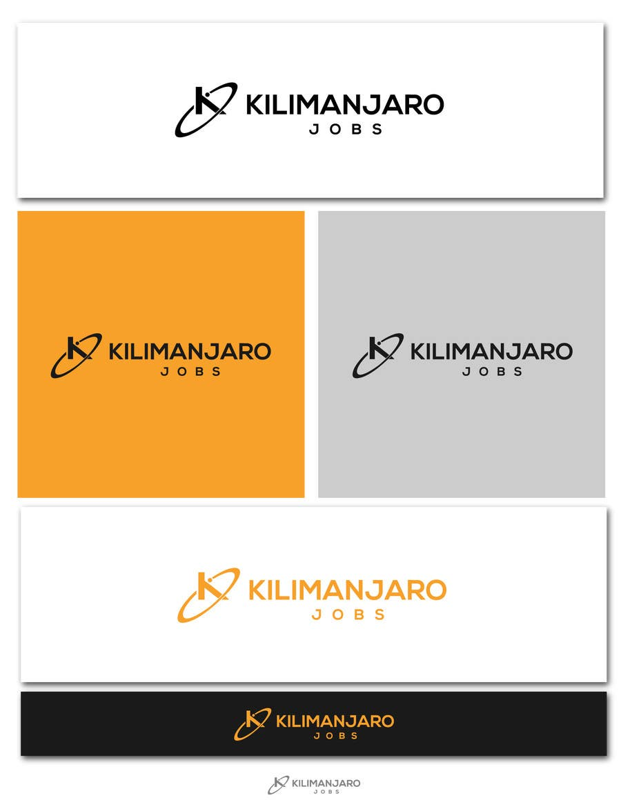 #46 for Design a Logo for www.kilimanjarojobs.com by stoske