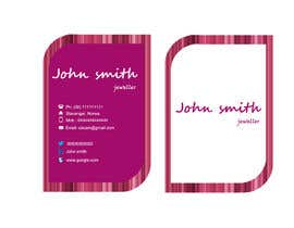 #20 para Design modern business cards por nemofish22