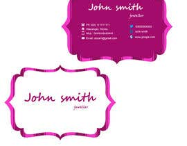 #21 para Design modern business cards por nemofish22