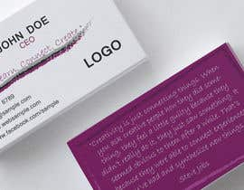 #31 para Design modern business cards por ibhet
