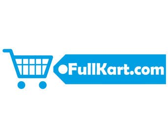 #49 for Design a logo for a shopping website www.fullkart.com by cornaciualex