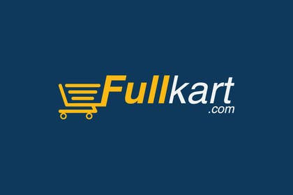 #54 for Design a logo for a shopping website www.fullkart.com by yogeshbadgire