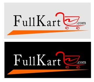 #42 for Design a logo for a shopping website www.fullkart.com by santudey013
