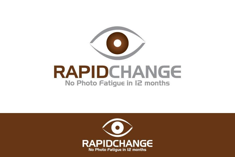 Kilpailutyö #57 kilpailussa Design a Logo for RapidChange