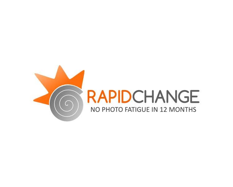Kilpailutyö #56 kilpailussa Design a Logo for RapidChange