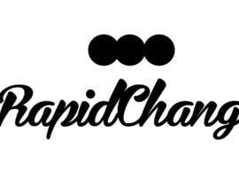 #75 for Design a Logo for RapidChange by grapaa