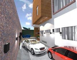 Nro 18 kilpailuun Modern Facade and Garden Landscaping for Private Residence käyttäjältä esiccaa