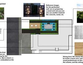 Nro 22 kilpailuun Modern Facade and Garden Landscaping for Private Residence käyttäjältä dimoreno12