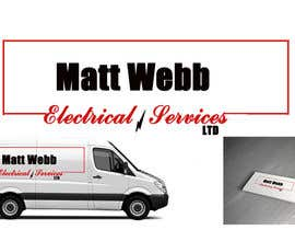 #182 for Design a Logo for Matt Webb Electrical Services LTD af cpheyns001
