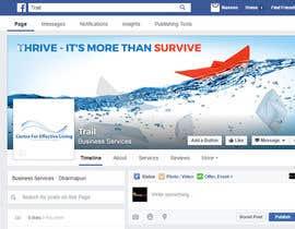 Nro 52 kilpailuun Design a Facebook landing page käyttäjältä abhimanyu3