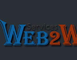 #16 para Design a Logo for Web2W por ccet26