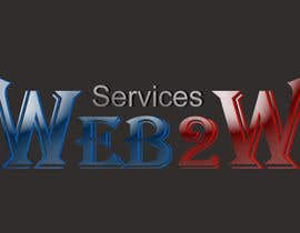 #91 para Design a Logo for Web2W por JARRDESIGN